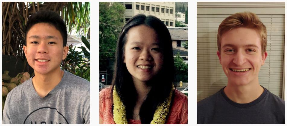 Meet our 2020 Legacy Scholarship Winners